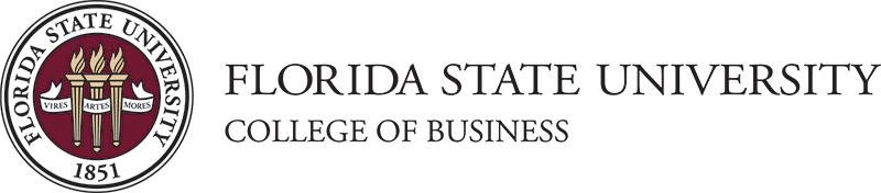 florida state university college of business logo